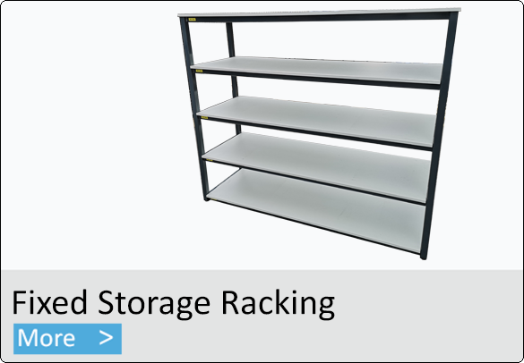 fixed storage racking