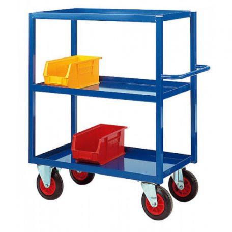 HTR15-9 Heavy Duty Tray Trolley-500x500 2