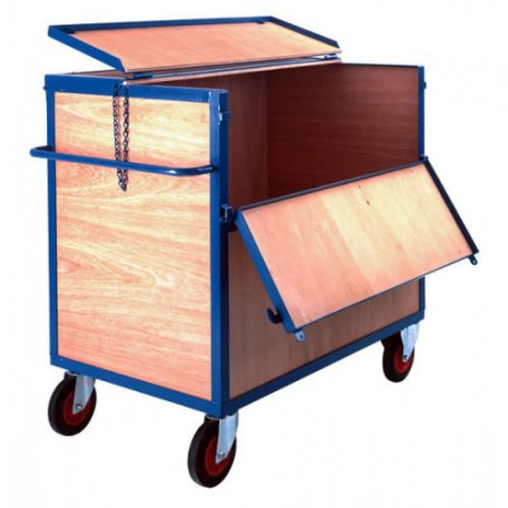 security truck plywood