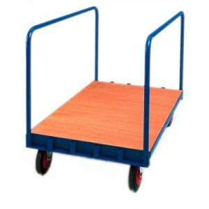 Sheet materials trollies