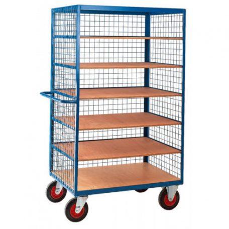 standard storage truck mesh sides
