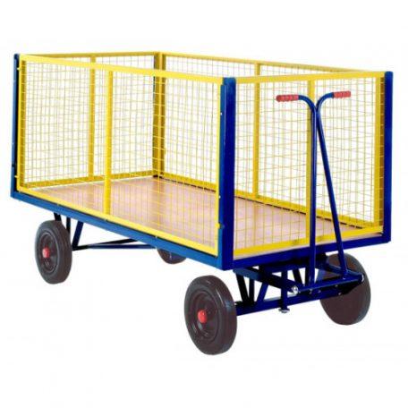 turntable truck mesh